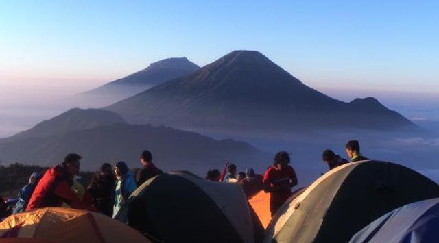 Desa Sembungan Camp