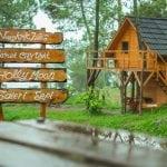 Papandayan Camping