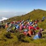 Dieng Prau Camping1