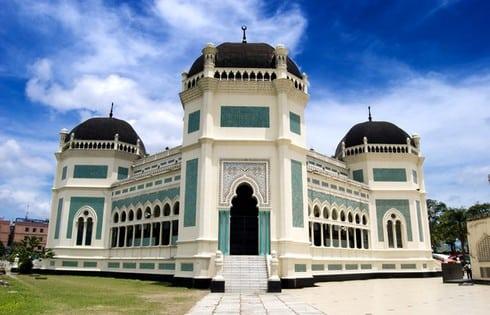 Masjid Raya Al Mashun