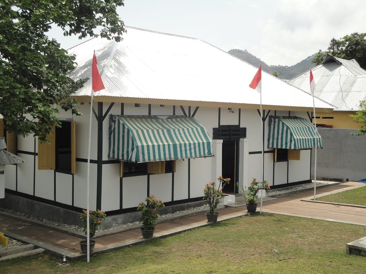 Rumah Bung Karno Ende