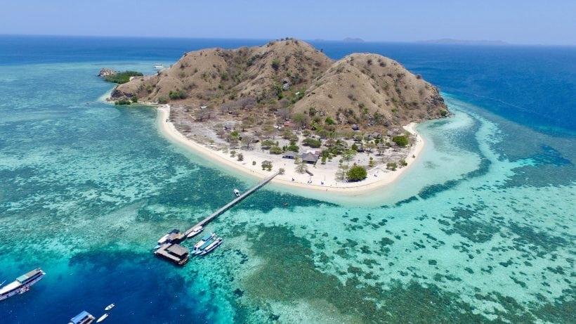 pulau kanawa komodo island