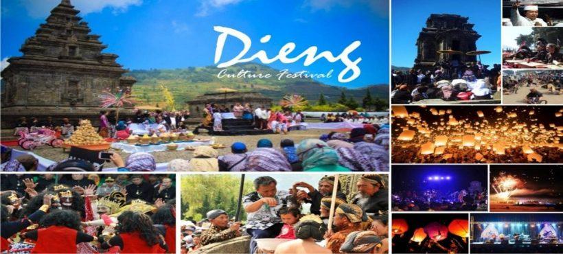 dieng culture festival 1