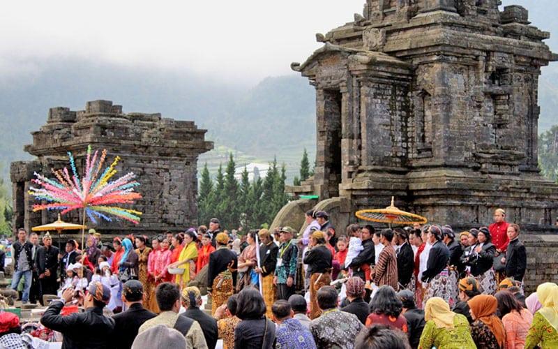 dieng culture festival 3